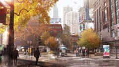 Valorie Curry et al. walking on a city street