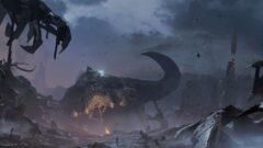 a close up of a dinosaur