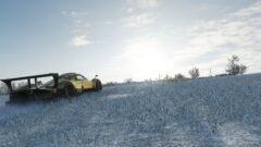 a large machine in a field