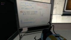 text, whiteboard