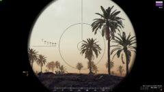 a screen shot of a palm tree