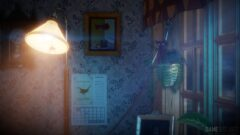 a screen shot of a lit up room