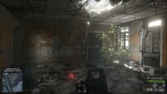 the inside of a building