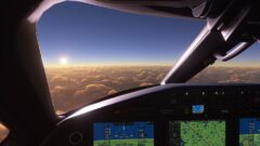 a screen shot of a plane