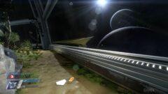a bridge over a ramp